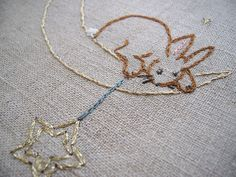 Moon Rabbit (2) by Bustle & Sew, via Flickr Bustle & Sew blog