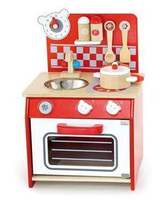 Frühstück, Mittagessen oder Abendessen? Mit der Spielküche von Andreu Toys lässt sich alles zaubern.