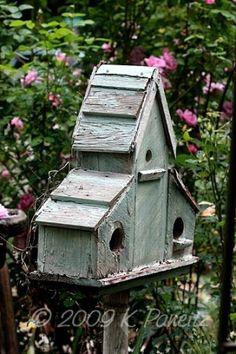 Birdhouses by Karin N