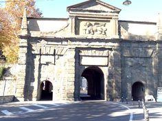 Città Alta - Porta S. Agostino