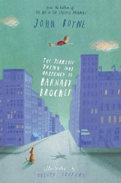 The Terrible Thing that Happened to Barnaby Brocket Knopf...