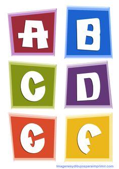 A,b,c,d,e,f of pocoyo