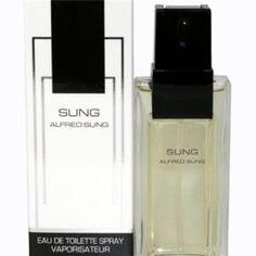 Sung by Alfred Sung for Women, Eau De Toilette Spray, 1.7-Ounce