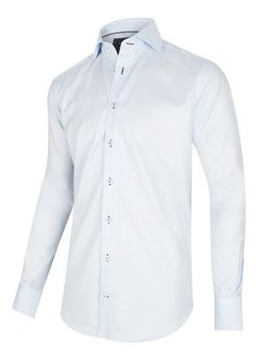 Negozio Shirt - Shirts - FW15 COLLECTIE - Shop Heren #shirt #lightblue #newarrivals #FW15 #Fall #Winter #kleding #herenkleding #menswear #CavallaroNapoli #shop #fashion #Italiaansekleding #Italy