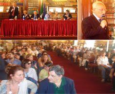 enzodimiccoblogger: NAPOLI, GIORNALISTI A SCUOLA DI GIORNALISMO...CON ...