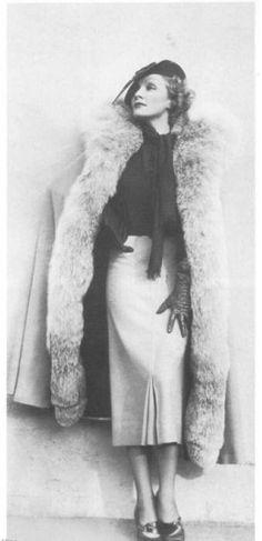 Marlene Dietrich - http://stillsparkling.tumblr.com/post/4444892885/thegorgeoushussy-marlene-dietrich