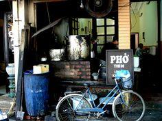 Pho Thin on Lo Duc street, Hanoi