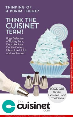 Ad design for cuisinet