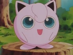 Jigglypuff may be my favourite pokemon. But I love goldeen also. I can't choose my favourite