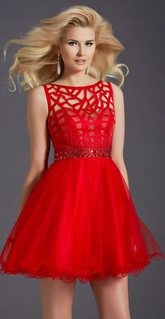 Clarisse Homecoming Dress