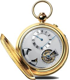 Breguet Classique « Grande Complication » pocket-watch reference 1907BA-12