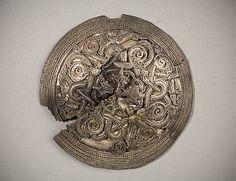 Viking age / Silver buckle / Gotland
