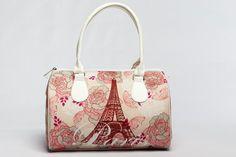Summer Paris Handbag French Summer Handbag Women by MyBrightBag