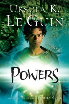OWNED: [Audiobook] Powers, by Ursula K. Le Guin