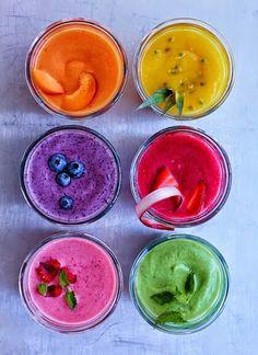 I colori della salute....