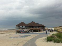 Strandpaviljoen De Piraat Cadzand-bad.