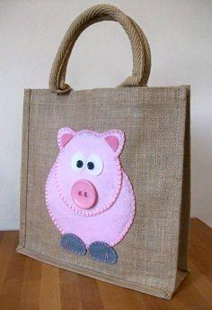 Bolsa de porquinho