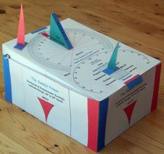 The Sundial Primer - Sunny Day U - Horizonta/Analemmatic Sundials Kit Science Fair, Teaching Science, Life Science, Science Projects, Fun Projects, Educational Technology, Science And Technology, Algebra Formulas, Solar Time