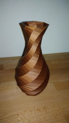 PLA copper Vase by daniel.g27 #practical