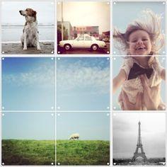 IXXI- Wanddecoratie zelf maken met je eigen foto's