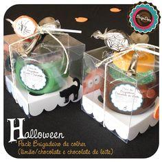 Sweet Halloween 2014 - Pack Brigadeiro de colher