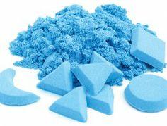 Areia da Lua: uma super invenção que seus filhos vão amar! Moon sand: a great invention that your kids are gonna love!