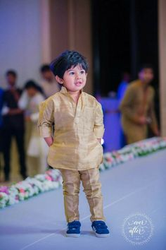 Sparkling Fashion: Designer Dhoti kurta for boys/ kids/ Bridegrooms online - Modern Baby Boy Dress, Baby Girl Dresses, Baby Boy Outfits, Kids Outfits, Male Outfits, Indian Outfits, Kids Indian Wear, Kids Ethnic Wear, Indian Baby