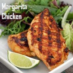 Margarita Chicken this was damn good I even cooked it on my george forman grill