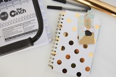 on trend: back to school with heidi swapp cinch kits & the minc. - Simple…