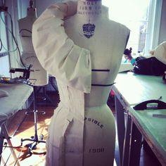 fashion draping techniques