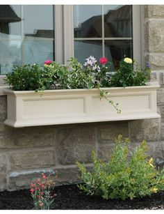 4' Fairfield Windowbox