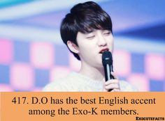 """Listen"" - EXO's 'Don't Go' //Exo Facts.  [credits to photo owner]"
