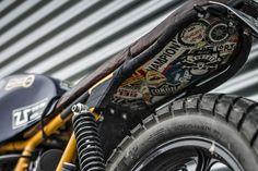 Ducati Pantah 500 race bike built by Hermann Köpf of Craftrad magazine. - Bike EXIF