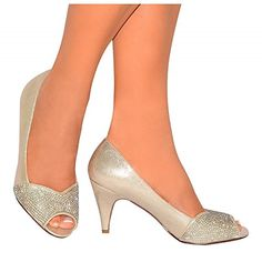 Bridesmaid Shoes, Bridesmaids, Pumps, Heels, Peep Toe, Shoe Bag, Bags, Fashion, Diamond