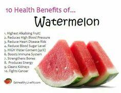 Sexual health benefits of watermelon peel
