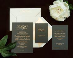 vera wedding invitations Vera Wang On Weddings Display at NSS