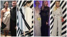 Celebrity na pražském týdnu módy! Jak se oblékly na přehlídky? GALERIE   Frekvence 1