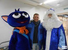 Дед Мороз отметил свой День рождения в Кирове