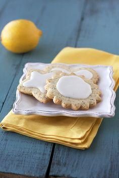 Lemon Poppy Seed Cookies Recipe from Handle The Heat