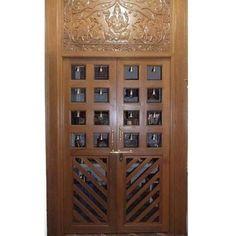 Pooja Room Door Designs Pinterest Room door design Door design