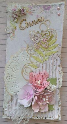 Intohimona askartelu: Foamiran kukkakortteja Decorative Boxes, Frame, Flowers, Home Decor, Picture Frame, Decoration Home, Room Decor, Frames, Royal Icing Flowers