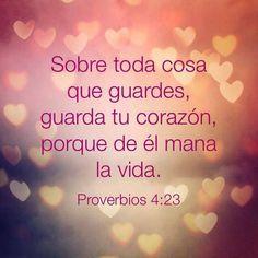 Prov. 4:23