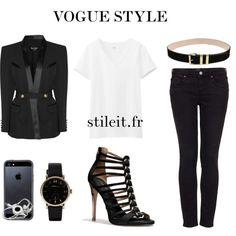 The vogue Paris style