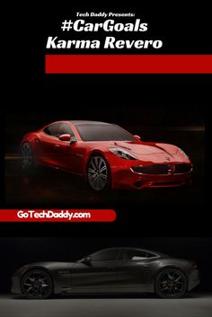 What is your dream car? Check out our latest blog post over here at Tech Daddy! #CarGoals 2018 Karma Revero. Be sure to share and leave a comment!