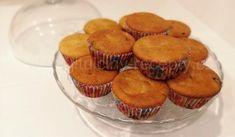 Banánové muffiny | domácí vynikající muffíny Cupcakes, Breakfast, Food, Morning Coffee, Meal, Cupcake, Essen, Hoods, Cupcake Cakes