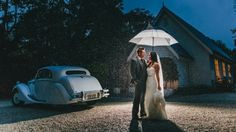 Happy is the Bride it rains for