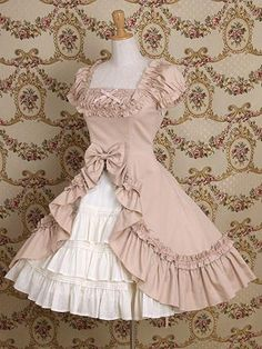 Classic Lolita OP || Mary Magdalene