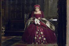 The Other Boleyn Girl: Mary  I love the rich colors.