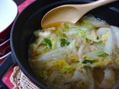 「無水料理☆白菜とツナの煮物」katumi   お菓子・パンのレシピや作り方【corecle*コレクル】