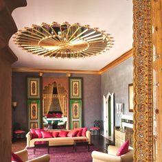 The Taj Palace Decorating ideas